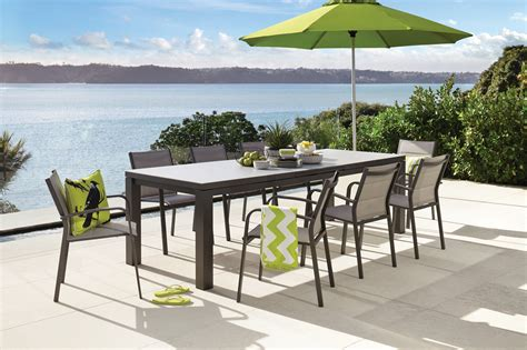 Outdoor Dining At Harvey Norman  Office Furniture