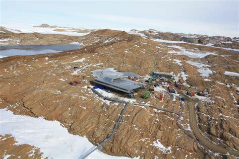 Forschungsstation In Der Antarktis by Kundenprojekt Indische Forschungsstation Bharati