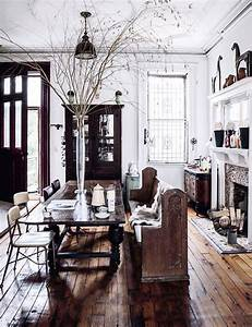 Wood Rustic Mismatched Chairs Distressed Pew Seating