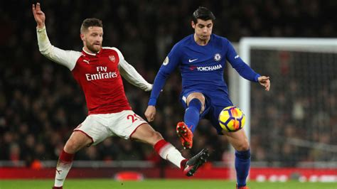 LONDON DERBY: How Chelsea could line up against Arsenal ...