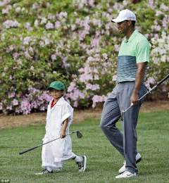 Tiger Woods on the Masters Par-3 Contest: 'Have fun, enjoy ...