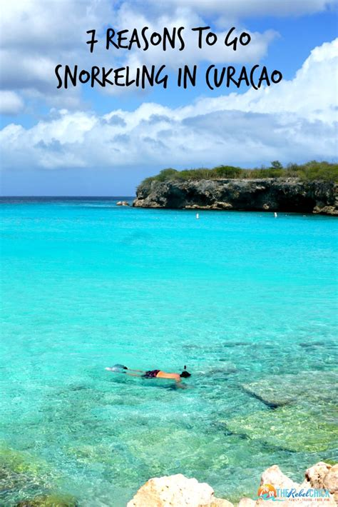 7 Reasons Why You Should Go Snorkeling In Curaçao