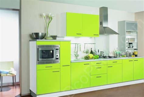 cuisine vert photo gt une cuisine de couleur vert fluo