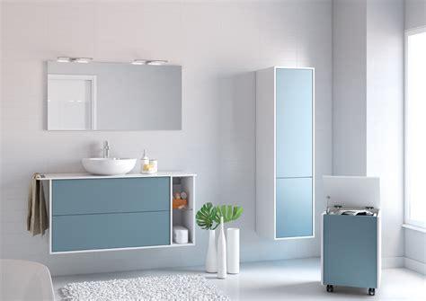 meuble bleu canard meuble de salle de bain newport aquarine
