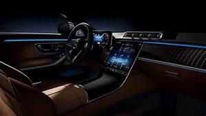 2021 Mercedes S-Class interior - 5130383