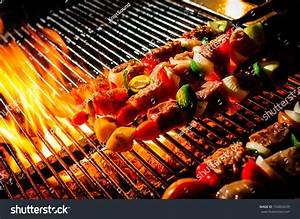 Delicious Beef Bbq On Grill Stock Photo 154802639 : Shutterstock