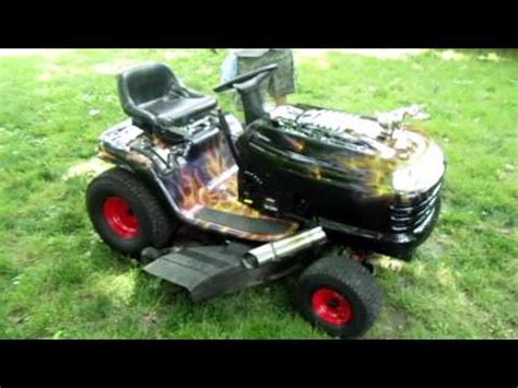 Slicks Garage Lawn Mower Engine by Andy S Racing Mower Agaclip Make Your