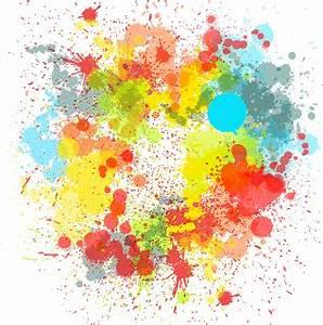 Tache De Couleur Peinture Fond Blanc : 2019 png artwork abstract watercolor ~ Melissatoandfro.com Idées de Décoration