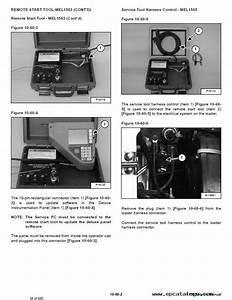 Bobcat S150 Skid Steer Loader Service Manual Pdf