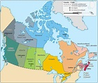 Provinces and territories of Canada - Wikipedia