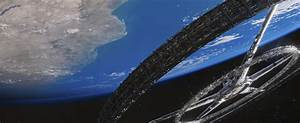 'Elysium' Launches Sci-Fi Space Colony to New Heights (Photos)