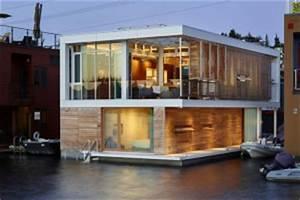 Maison Flottant Prix : maison flottante construire tendance ~ Dode.kayakingforconservation.com Idées de Décoration