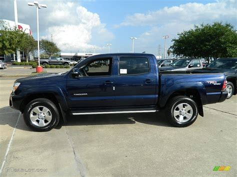 Toyota Tacoma Blue by 2012 Nautical Blue Metallic Toyota Tacoma V6 Trd Sport