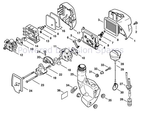 Diagram Of Stihl Tiller Engine by Stihl Trimmer Wiring Diagram Toro Trimmer Diagram Troy
