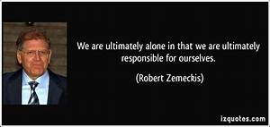 We are ultimate... Responsible Producer Quotes