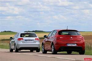 Cote Argus Audi A3 : match alfa romeo giulietta tjet 120 audi a3 sportback tsi 125 l 39 argus ~ Medecine-chirurgie-esthetiques.com Avis de Voitures