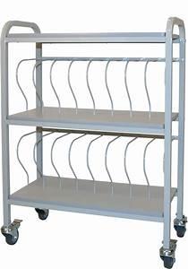 Poly Medical Chart Dividers Mobile Chart Binder Rack 16 Space Rack 3 Binder Storage