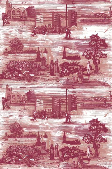 timorous beasties fabric glasgow toile fabric