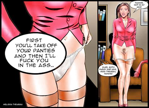 Melissa Theuriau Nude Celebrity Porn Comics Porn Pictures