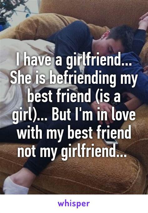 Girlfriend My Best Friend