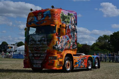 What's On At Truckfest Peterborough