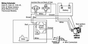 Wiring Diagram Sw10de Suburban Water Heater Theory  Rv