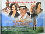 A Good Man In Africa - Original Cinema Movie Poster From ...