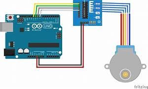 Control A Stepper Motor With Arduino  U2022 Aranacorp