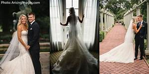 real bride spotlight brittany39s rochester wedding gown With where to get wedding dress cleaned and preserved