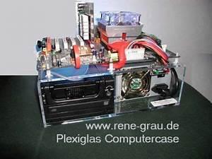 Plexiglas Pc Gehäuse : lightning plexicase pc testplattform von ren grau jetzt ~ Watch28wear.com Haus und Dekorationen