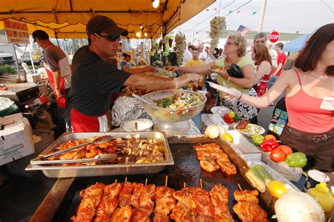 cuisine festive the wildwoods host a weekend of food