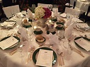 Dinner table setting!! - Picture of Grand Hotel, Mackinac ...