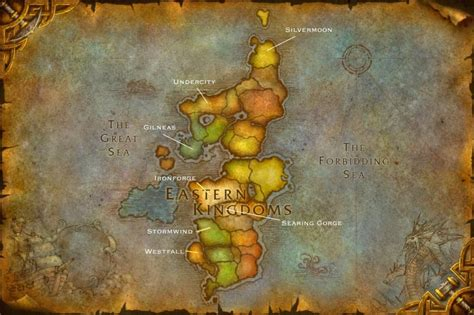 Leveling Down: Searing Gorge: Level 51 - Friday, April 1, 2011