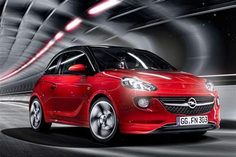Opel Auto by Opel Adam