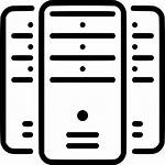 Servers Icon Server Network Storage Icons Svg