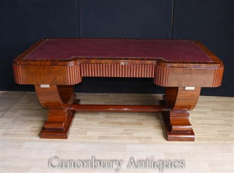 office bureau big deco partners desk writing table bureau 1920s