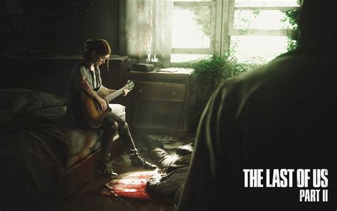 part ii ellie  wallpapers hd wallpapers
