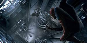 The Amazing Spider-Man 2 Concept Art by Joshua Min ...