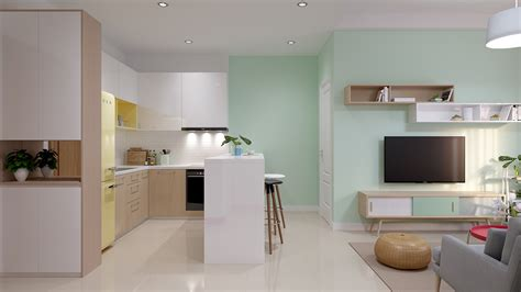 tiny homes interior designs bright scandinavian decor in 3 small one bedroom apartments