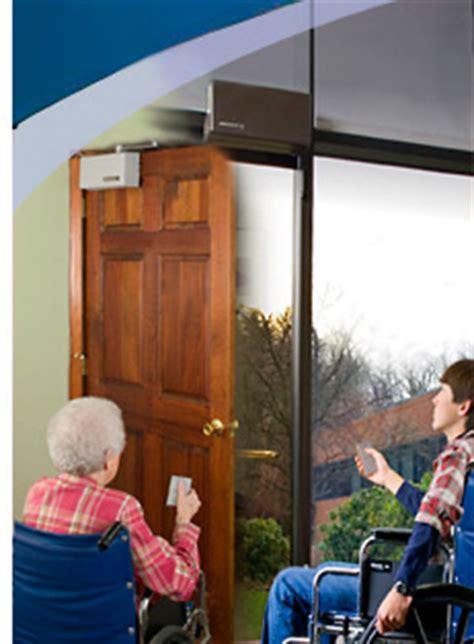 automatic handicap door    choice