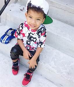 Imgs For > Baby Boys With Swag And Jordans | Cute Kids ...