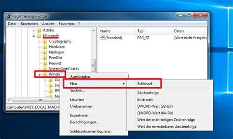 windows  sperrbildschirm deaktivieren  gehts