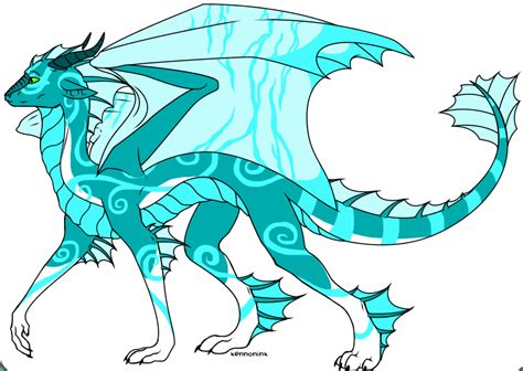 icewingseawing hybrid wings  fire pinterest dragons httyd  httyd dragons