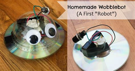 Homemade Wobblebot - ResearchParent.com