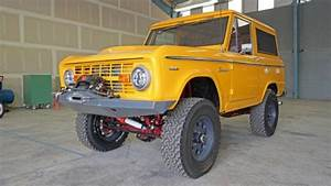 Show Quality Off Road Performance Bronco  400hp    500ft Lb