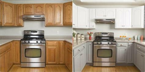 repeindre sa cuisine avant apres trendy repeindre sa cuisine avant apres placards d en haut