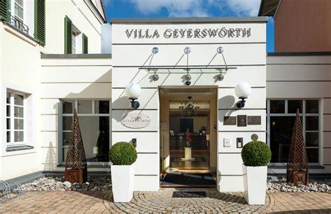 Villa Geyerswörth Hotel Bamberg Bilder  4 Sterne Superior