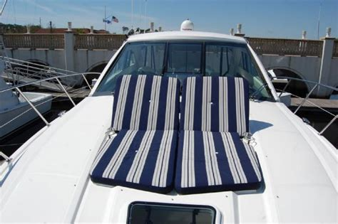 Boat Bow Lounger Cushions by 2008 Regal 5260 Sport Coupe For Sale