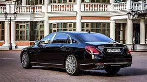 Mercedes S400 : mercedes benz s400 maybach 2017 from russia youtube ~ Gottalentnigeria.com Avis de Voitures