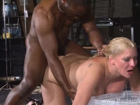Rough Interracial Hardcore Sex Domination Of Busty Melanie